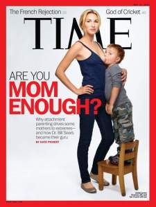 Time magazine are you mom enough