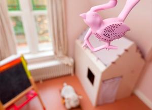 luvion rookmelder chick roze