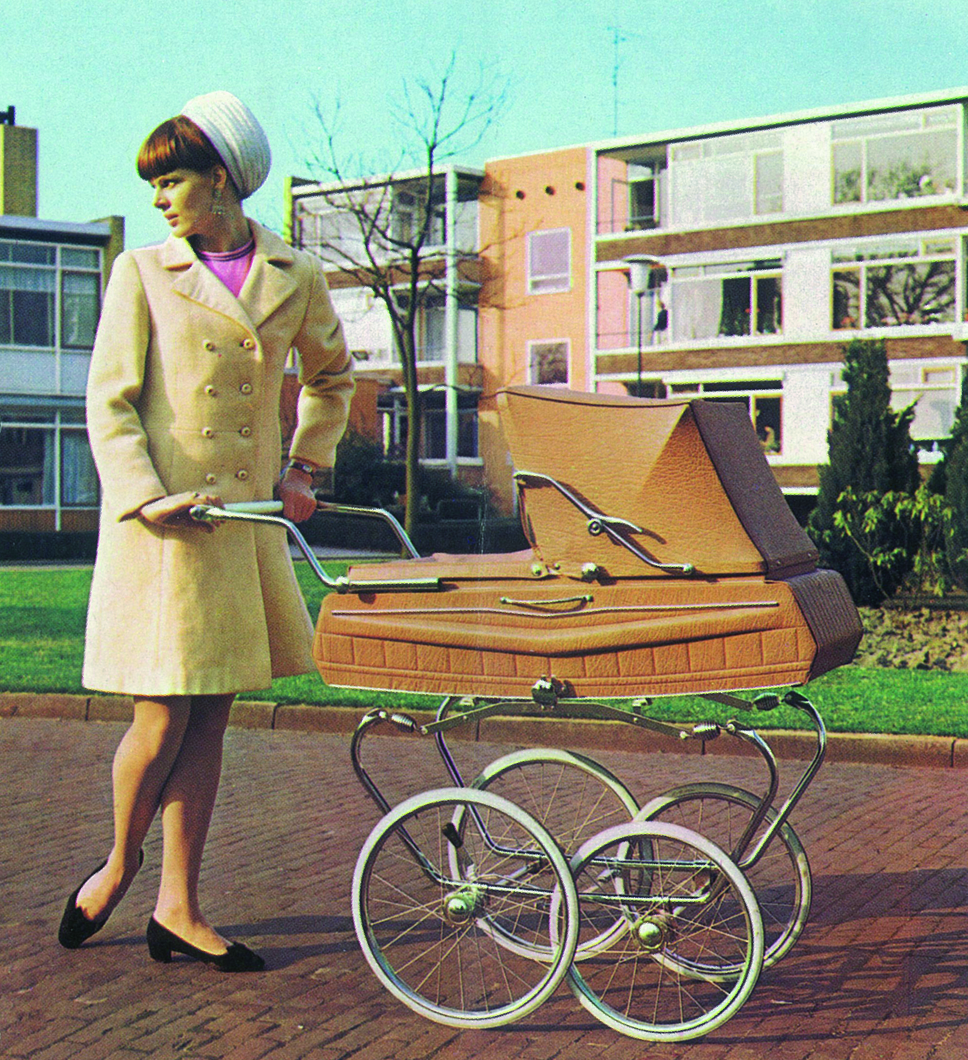 retro stroller anno 1960 baby trendwatcher blog. Black Bedroom Furniture Sets. Home Design Ideas